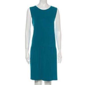 Eileen Fisher -  Fine Tencel Stretch Jersey Dress